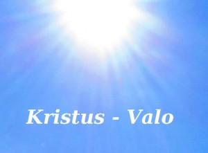 Kristus - Valo logo 1
